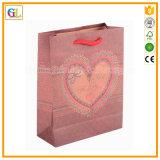 Изготовленный на заказ обслуживания печатание мешка подарка (OEM-GL002)