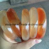 Pulsera semipreciosa joyería de piedra cristalina de la piedra preciosa Aventurina <Esb01248>