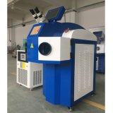Высокоскоростной сварочный аппарат лазера YAG используемый для ювелирных изделий