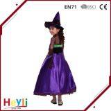 Praxis-magisches Mädchen-Stadiums-Leistungs-Kleidungs-Kleid-Feiertags-Partei-Kleid