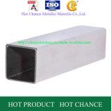 ASTM 201, 304, 316stainless tubo rettangolare saldato acciaio 400g