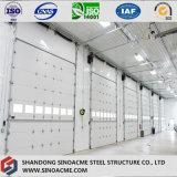 Marco de puerta prefabricado/almacén de acero de la construcción de Sinocame