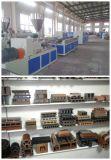Hölzerne zusammengesetzte Plastikmaschine für Bodenbelag des WPC Decking-WPC