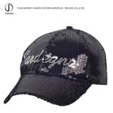 ポリエステル野球帽のPolyestの帽子のスポーツの帽子は帽子の方法帽子のPromitonalの帽子の柔らかい網の帽子を遊ばす