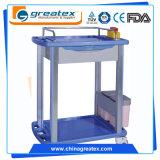 병원/호화스러운 플라스틱 트롤리 (GT-Q101)를 위한 의학 트롤리