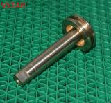 Peça de bronze fazendo à máquina personalizada Actory do CNC da elevada precisão de ISO9001 China