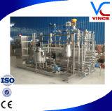 Pasteurizador tubular para la cadena de producción de la bebida