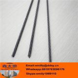 alambre de la PC de 10.5m m para el material de construcción