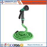 Mangueira expansível flexível/mangueira de jardim expansível com injetor de pulverizador