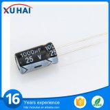Precio de aluminio de alto voltaje del condensador electrolítico del condensador electrolítico 1000UF 450V