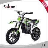 500W 36Vのリチウム電池はからかうモーター電気オートバイ(SZE500B-2)を