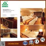 純木とのベッド部屋の家具の寝室セット王寝室の舞台装置