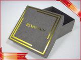 De Verpakking van de Bevordering van het Vakje van de juwelen van het Vakje van Carboard van het Vakje van het document