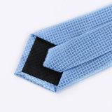 Os homens clássicos Multicolor amarram o OEM Handmade tecido o jacquard 100% do profissional da gravata do poliéster
