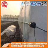 Парник Китая пластичный с системой охлаждения