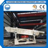 Pantalla del oscilación de los pedazos de madera usada en cadena de producción de la placa