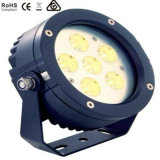 indicatore luminoso del giardino di 6X3w IP65 LED, indicatore luminoso di paesaggio