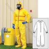 De kleurrijke PE anti-Bacterial&Waterproof Toga van de Isolatie van de Stof van de Laminering Niet-geweven