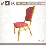 Дешевая обитая мебель трактира металла обедая стулы (JY-L13)