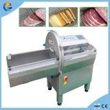 Machine de découpage en tranches de découpage de polarisation de chair de poissons de /Mutton de porc de bureau/boeuf