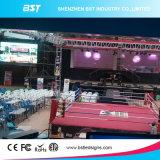 Große farbenreiche Innenmiete P6 LED-Innenbildschirmanzeige, LED-videowand-breiter Betrachtungs-Mietwinkel