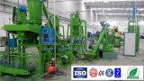 Défibreur entier de pneu/usine de réutilisation de rebut de pneu pour la poudre en caoutchouc de produit