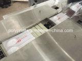Emballage automatique en plastique de l'emballage de la cuillère en plastique