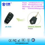 Protones de 433 MHz o 315 MHz del transmisor del coche