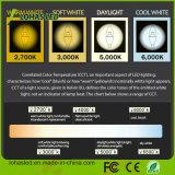 Kerze beleuchtet E14 6W 110-130V Birne des Aluminium-SMD LED