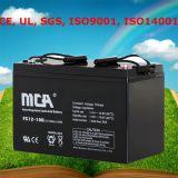 AGM profundo da bateria 12V 100ah do ciclo de 12V 100ah com garantia 5-Year