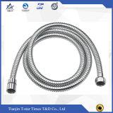 Boyau flexible de connexion de bride d'acier inoxydable pour la connexion de pompe