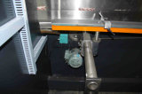 Machine à cintrer de plaque métallique de la vente Wc67y-160X3200 chaude