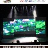 Alta resolución de pantalla de vídeo tarjeta de pantalla P4 a todo color del LED de interior