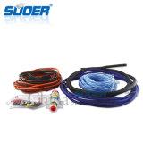 Suoer 2016 вспомогательных оборудований кабеля нового автомобиля набора проводки усилителя автомобиля фабрики тональнозвуковых (KH-777)