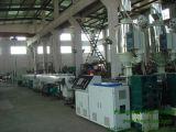 Wir geben das HDPE Rohr an, das Maschine herstellt