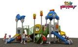 Спортивная площадка самых новых детей высокого качества конструкции напольная для парка атракционов