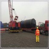 HDPEの貯蔵タンク