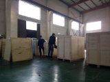 ISO 공장 변하기 쉬운 주파수 직접 몬 나사 압축기