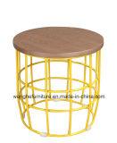 674-1 tavolino da salotto rotondo moderno Nizza di disegno