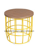 674-1 mesa de centro redonda moderna Niza del diseño