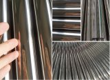 Яркая труба 201 нержавеющей стали