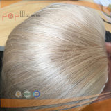Vordere Spitze-Menschenhaar Omber Farben-multi Richtungsart-Haar-StückToupee 100%