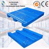 Buena calidad del precio bajo hecha en la paleta plástica resistente de China