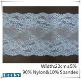 In orde makende Kant van de Polyester van het Kledingstuk van het huis het Textiel voor Lingerie