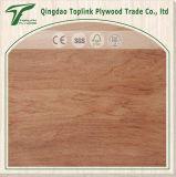 Preço barato da madeira compensada do anúncio publicitário 12mm