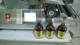 Étiqueteur de chocs de bouteilles de médecines de boissons de nourritures de Semiauto