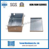 Corte del laser/doblez/metal de hoja de encargo Fabrcation