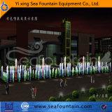 La fontaine matérielle décorative de la musique Ss304 de stationnement pour apprécient