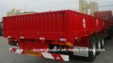 12.5 Mede o Semitrailer de um Gooseneck de 5700 quilogramas com parede lateral