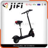 Scooter électrique se pliant de véhicule d'équilibre de scooter de mobilité